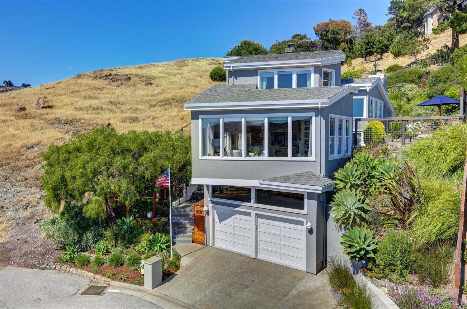 1707 Vistazo West street Tiburon, CA 94920 - MLS #: 21714258