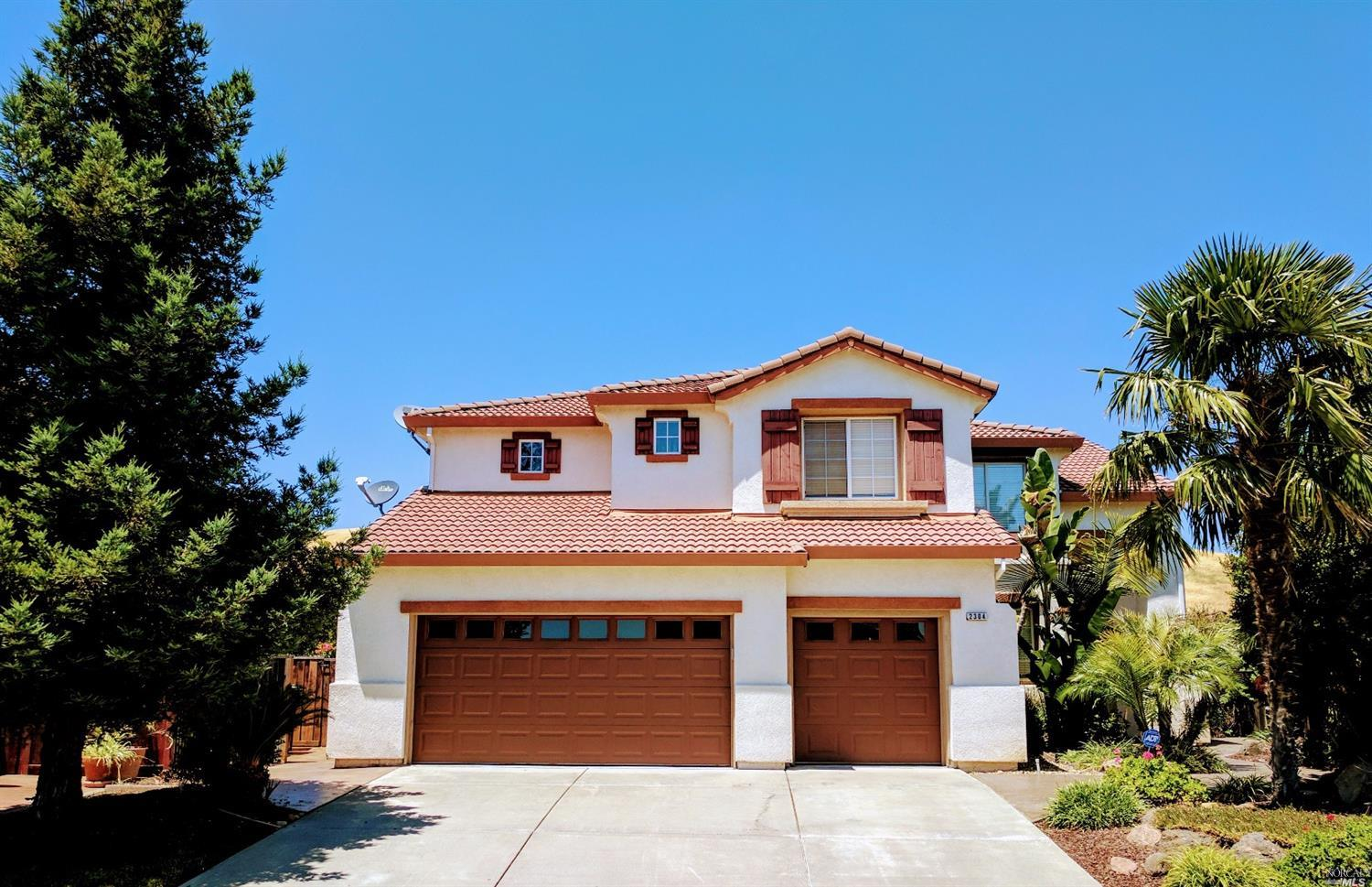 2304 Skyview place Fairfield, CA 94534 - MLS #: 21714171